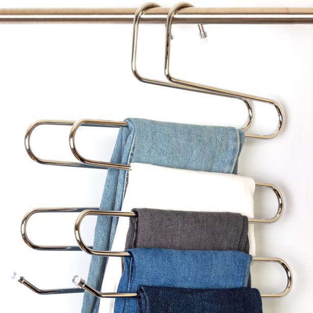 Metalife Pantolon Askılığı - Krom