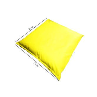 Armutpark Beach Minder (Sarı) - 70x70 cm