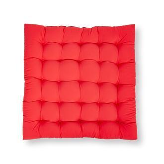 Iris Home Yer Minderi 60x60 cm - Kırmızı