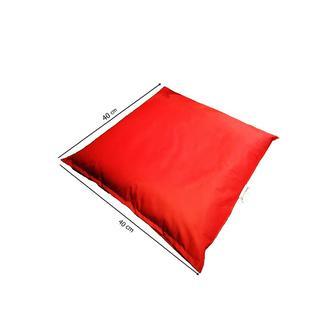 Armutpark Beach Minder (Kırmızı) - 40x40 cm