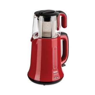 Fakir Tea'N More Çay Makinesi - Kırmızı / 1,7 lt
