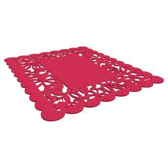 Metaltex Amerikan Servis - Kırmızı / 40x32 cm