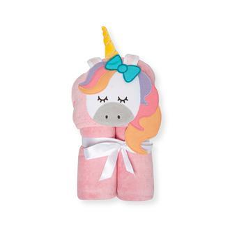 Nuvomon Unicorn Çocuk Bornoz - 2/6 Yaş