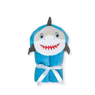 Nuvomon Shark Çocuk Bornoz - 2/6 Yaş