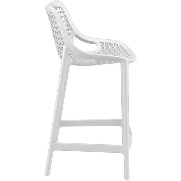 Siesta Air Bar 65 Bar Sandalyesi - Beyaz