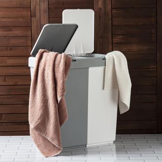 Motek Duo Laundry Çamaşır Sepeti