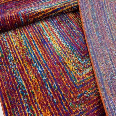 Koza Halı Rainbow 256246a Dekoratif Halı - 80x150 cm