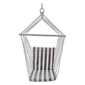 Altınoluk Sandalye Salıncak - Siyah / Beyaz