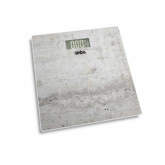 Sinbo-SBS 4451 Cam Baskül - Gri / 180 kg
