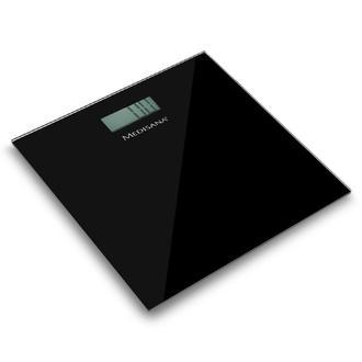 Medisana 48431 Dijital Cam Baskül - Siyah / 180 kg