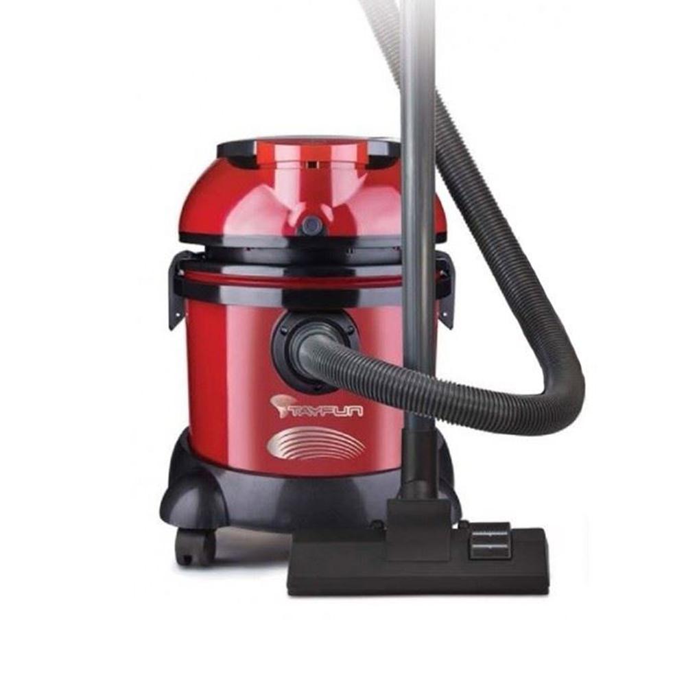 Arnica Tayfun ET15102 Islak Kuru Toz Torbasız Elektrikli Süpürge - Kırmızı / 2400 Watt