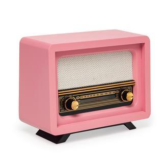 Q-Art Nostaljik Pembe Radyo
