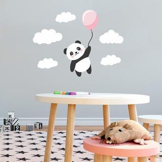 Artikel Uçan Panda Sticker - 50x70 cm