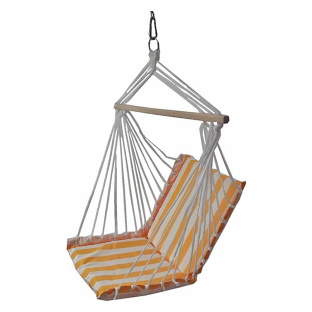 Altınoluk Sandalye Salıncak - Sarı / Beyaz
