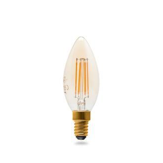 Osram Vintage 1906  4,5W Led Cl B Fıl Gold 36 Non-Dim Lm825 E14 Sarı Işık Ampul