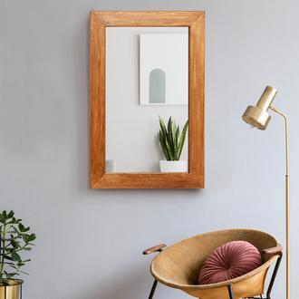 EEKHOME Masif Ayna - 60x90 cm