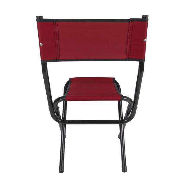Best Choice Pratik Katlanır Çocuk ve Balıkçı Sandalyesi - Kırmızı