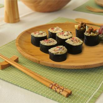 Bambum Focaccio Chopstick Seti - 6 Parça