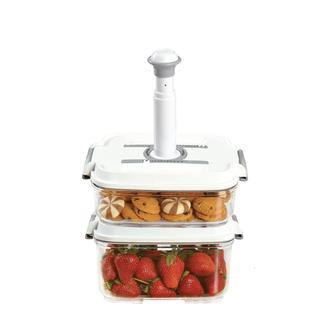 Moonstar Kitchenware Provac 2'li Vakumlu Saklama Kabı