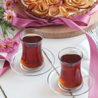 Lav Duru 12 Parça Çay Seti