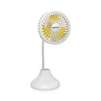 BeeHouse WT-D8 Işıklı Pratik Kalemlik Fan