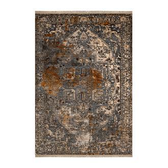 Giz Home Otto Kaymaz Taban Dekoratif Halı - 80x150 cm