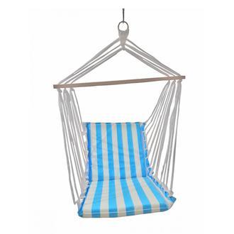 Altınoluk Sandalye Salıncak - Mavi / Beyaz
