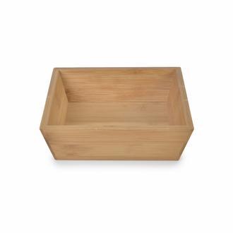 Bamwood Kare Ekmeklik - 19 cm