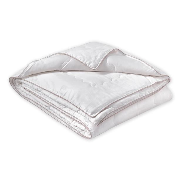 Viadante Pamuk Çift Kişilik Yorgan (Beyaz) - 195x215 cm