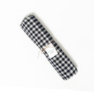 Nuvomon Sofra Bezi 170x170 cm - Siyah