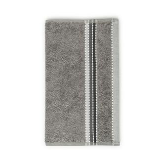 Nuvomon Stripe El Havlusu 30x50 cm- Gri