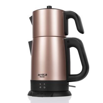 Arnica IH33151 Demli Çay Makinesi - Rose / 1,5 lt