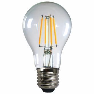 Lambam A60 4W Şeffaf E27 2700K Gün Işığı Ampul