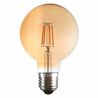 Lambam G95 Bal Top 4W E27 2700K Gün Işığı Led Ampul