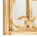 Galaxy Rustik Pencere Ayna - Krem