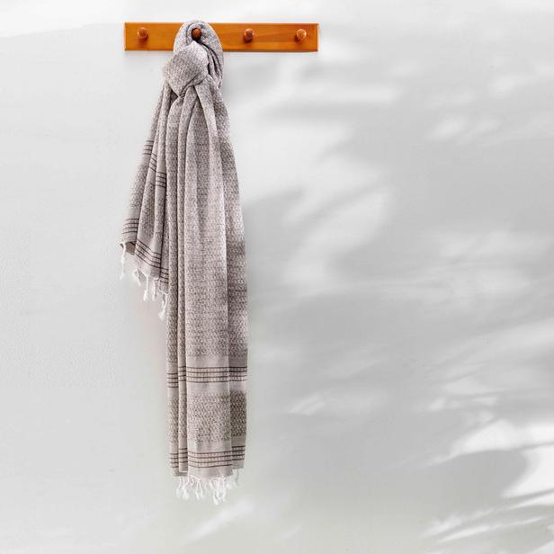 DC Home Linen Peştamal (Kahverengi) - 90x180 cm