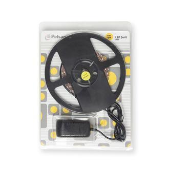 Pelsan 30 Smd Led Şerit Ip20 5m Sarı Işık