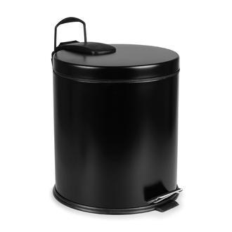 Dibanyo Pedallı Çöp Kovası (Siyah) - 20 lt