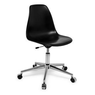Just Home Mona Ofis Sandalyesi - Siyah