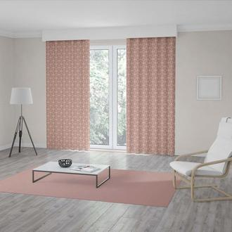 Premier Home Fon Perde (Somon / Bej) - 170x270 cm