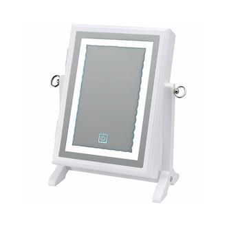 Just Home Aynalı Ledli Mücevher Takı Dolabı - Beyaz
