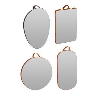 Q-Art Askılı Dekoratif Ayna