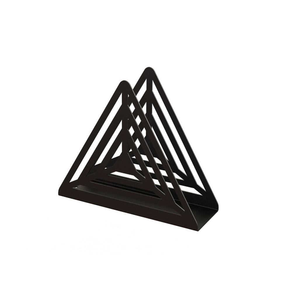 M&C Concept Üçgen Peçetelik - Siyah