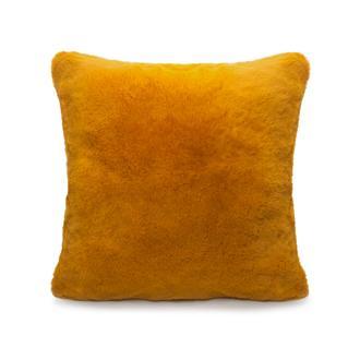 Linnea Post Kırlent - 45x45 cm - Sarı