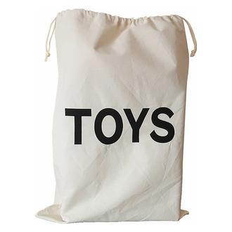 BugyBagy Toys Kanvas Oyuncak Torbası      70x50cm
