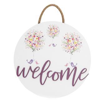 K Sanat Welcome Kapı Süsü