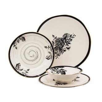Aryıldız 24 Parça Porselen Yemek Takımı 75004