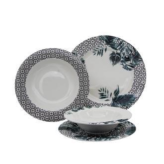 Aryıldız 24 Parça Porselen Yemek Takımı 70016