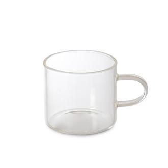 İpek 6'lı Borosilikat Cam Kahve Fincanı - 130 Ml