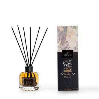 Lorinna Paris 130 ML Bambu Oda Kokusu (Vanilia & Chocolate)